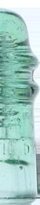 Brookfield glass insulator at the insulator store